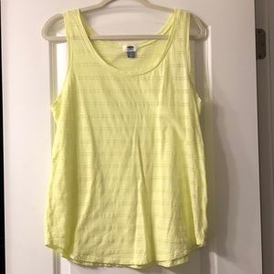 Old Navy Tank Top (size L)